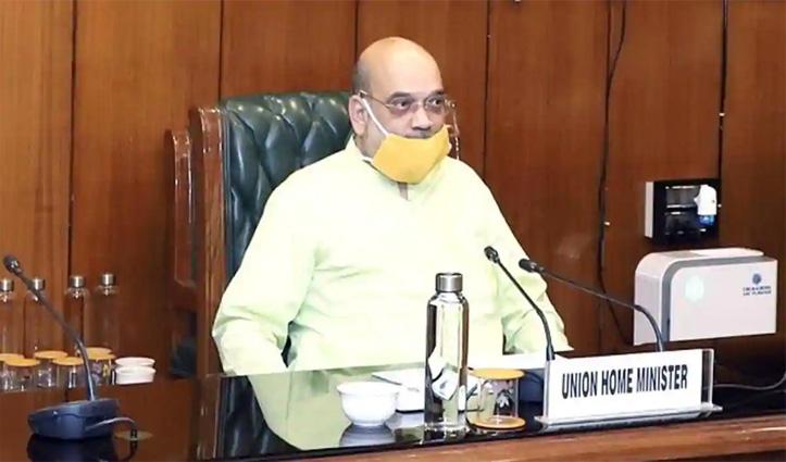दिल्ली में Covid-19 संकट की स्थिति पर गृह मंत्रालय ने कल बुलाई सर्वदलीय बैठक