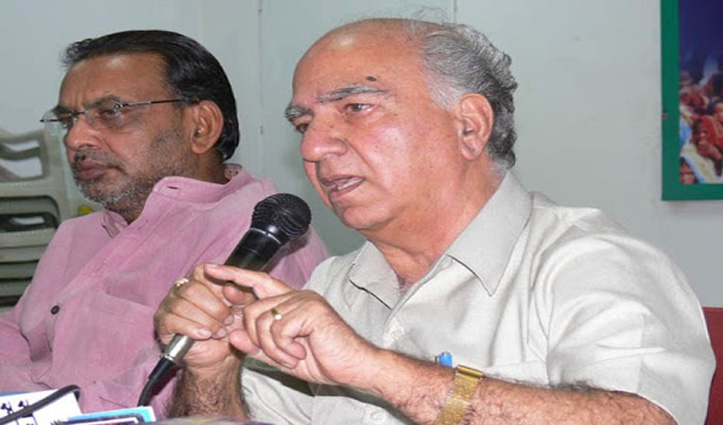 शांता ने लौटाई Escort सुविधा, उम्र का हवाला देते हुए सीएम Jai Ram को लिखा पत्र