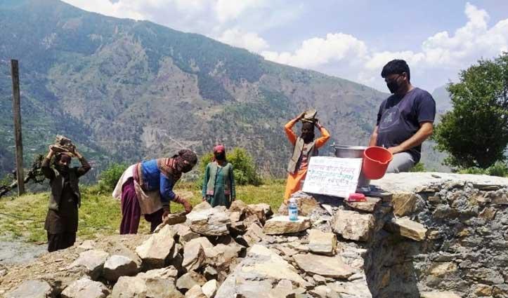 कोरोना काल में बढ़ गया MGNREGA का काम, कार्य दिवस में भी 218 प्रतिशत बढ़ोतरी