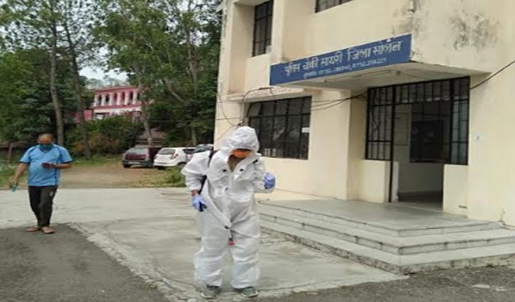 Solan: रामशहर पुलिस थाने के बाद अब सायरी चौकी सील- 11 पुलिस कर्मी Quarantine