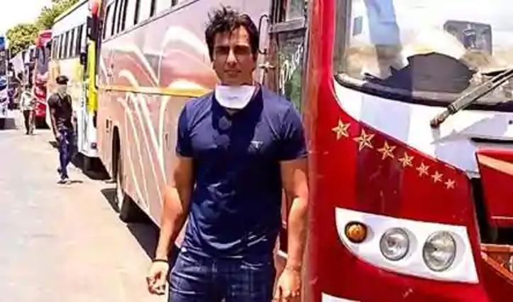 प्रवासी मजदूरों के 'मसीहा' बने सोनू सूद को शिवसेना ने बताया BJP का प्यादा