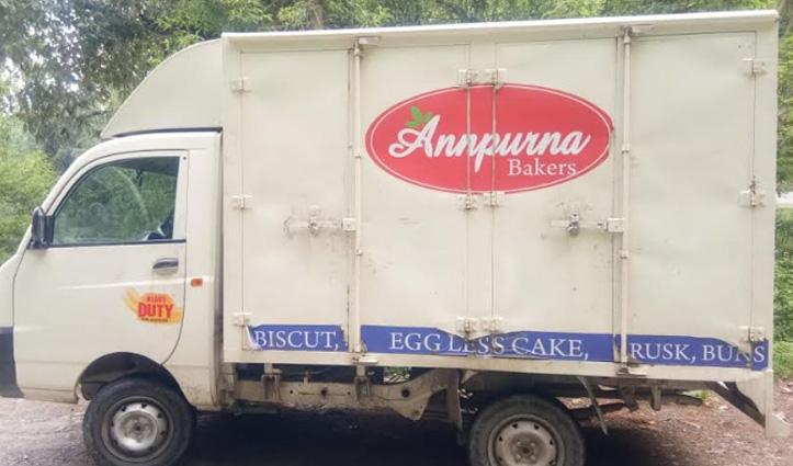 Driver उतरा चाय पीने गाड़ी को भगा ले गया युवक, पीछा करने पर पता चला पूरा माजरा