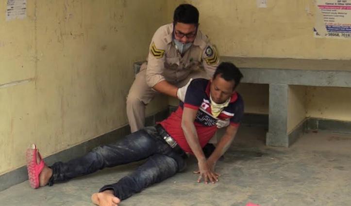 सुंदरनगर- ऊना में शराबियों का हुड़दंग, अश्लील गालियां दीं- दो Arrest