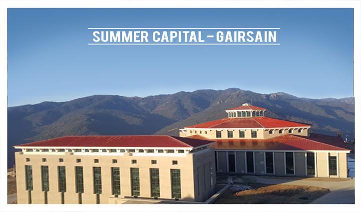 अब से Uttarakhand में दो राजधानियां: गैरसैंण को बनाया गया Summer Capital