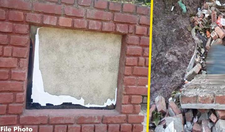 नूरपुरः Virbhadra Singh की शिलान्यास पट्टिका को गायब करने के मामले में मांगी कार्रवाई