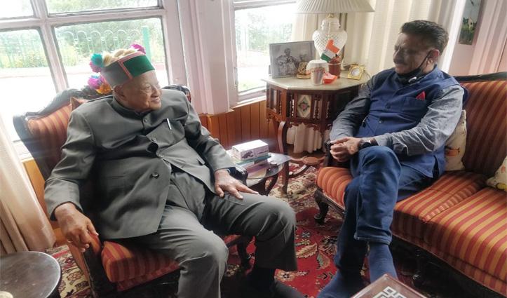 वीरभद्र का आज है 87वां Birthday यूं तो आने की है मनाही पर कहां मान रहे शुभचिंतक