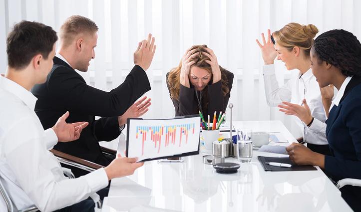 75 फीसदी लोग होते हैं Work Place बुलिंग का शिकार, शोध में आया सामने