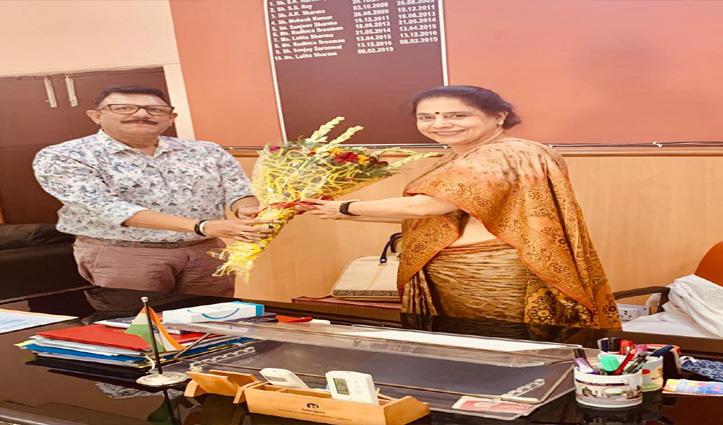 ललिता शर्मा बनी SAI की Regional Director, इस पद पर पहुंचने वाली Himachali महिला