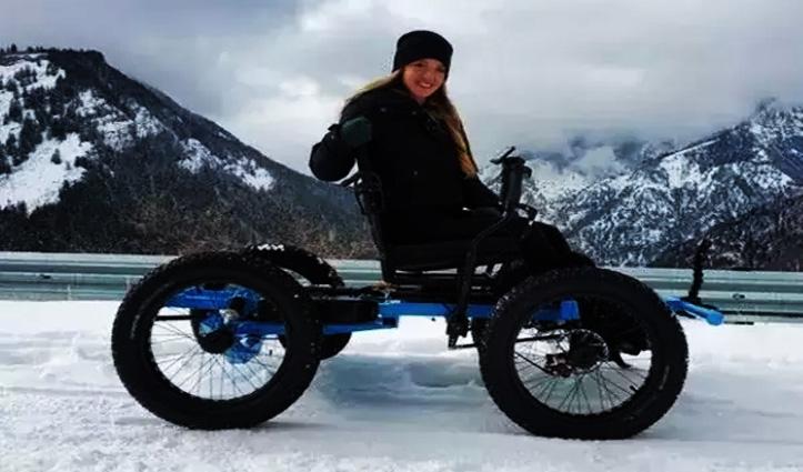 पत्नी का शौक पूरा करने के लिए शख्स ने बनाई Off Road Bike, खूब पसंद कर रहे लोग