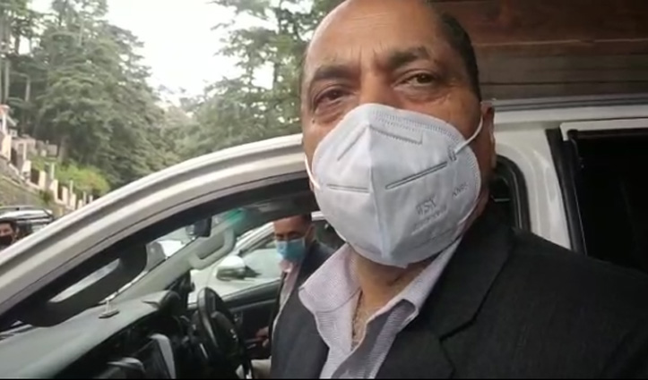 Himachal Chief Minister Jai Ram Quarantined following deputy secretary in the staff Testing Positive