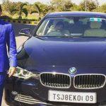 स्प्रिंटर दुती चंद के आर्थिक हालात खराब: अपनी BMW बेचने के लिए Social Media पर डाली पोस्ट
