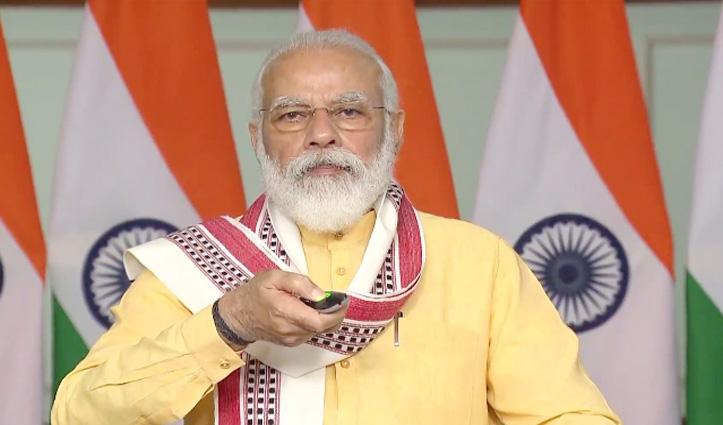 Manipur को मिला वाटर सप्लाई प्रोजेक्ट, PM Modi बोले – नॉर्थ ईस्ट की बहनों के लिए रक्षाबंधन का तोहफा