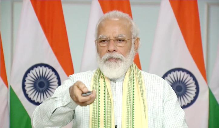 एशिया का सबसे बड़ा Solar plant देश को समर्पित, PM Modi बोले – सौर ऊर्जा श्योर-प्योर और सिक्योर