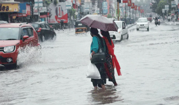 अरब सागर में हलचल से बढ़ी टेंशन, Delhi सहित 4 राज्यों में भारी बारिश का Alert