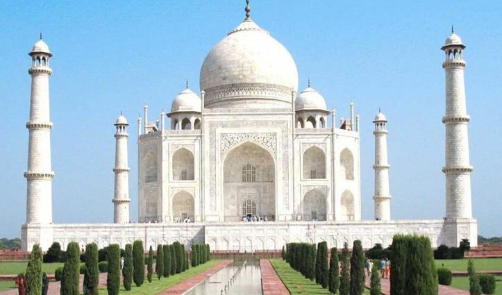 Taj के दीदार का बढ़ा इंतजार, Tourist के लिए नहीं खोला गया