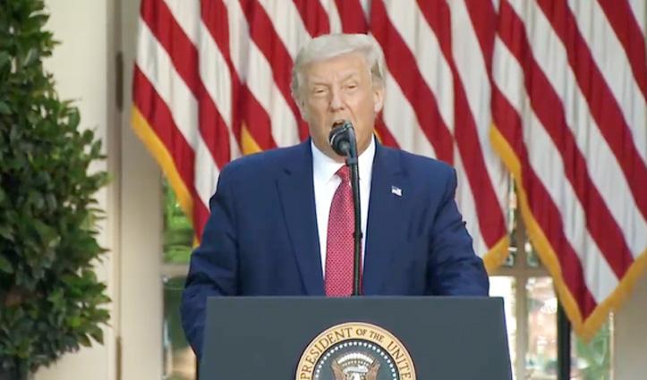 China के खिलाफ Trump का एक्शन : हांगकांग स्वायत्तता अधिनियम पर किए Sign, तरजीही व्यापार का दर्जा भी छीना