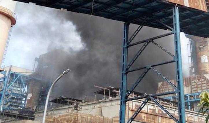 Tamil Nadu में न्यूवेली थर्मल प्लांट के बॉयलर में धमाका, 6 की गई जान, 17 Injured