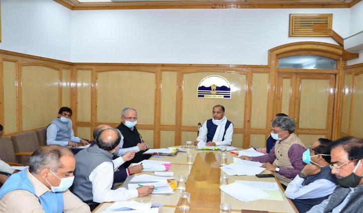 Himachal में 450.97 करोड़ के 15 परियोजना प्रस्तावों को मंजूरी, 1285 को मिलेगा  रोजगार