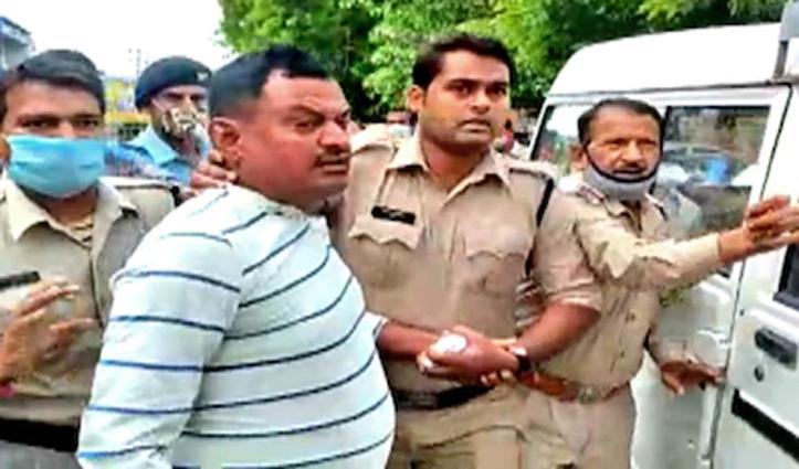 Kanpur Encounter का मास्टरमाइंड Vikas Dubey मुठभेड़ में ढेर, चार पुलिसकर्मी भी घायल