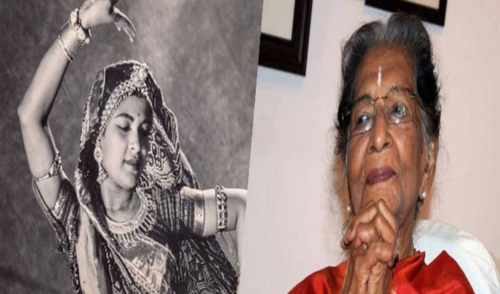 मशहूर नृत्यांगना,कोरियोग्राफर अमला शंकर का 101 साल की उम्र में Kolkata में निधन