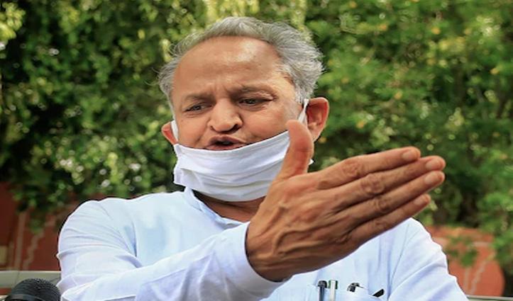 CM गहलोत का Pilot पर अब तक का सबसे बड़ा हमला- जानता था वो निकम्मा, नाकारा, धोखेबाज है