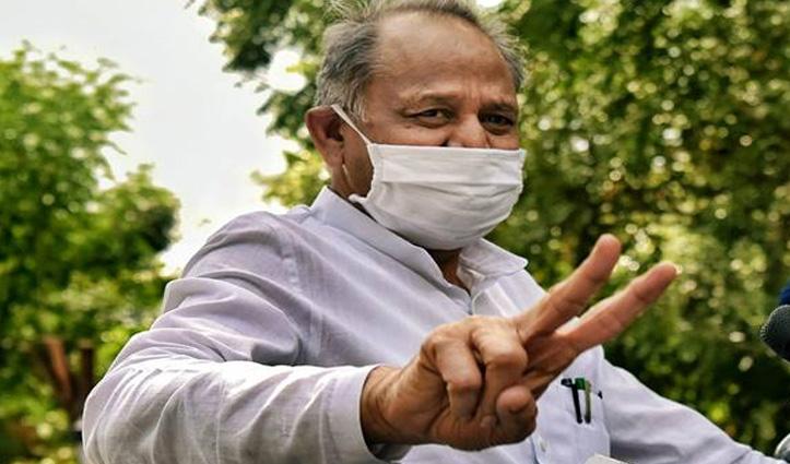 CM Gehlot की खरी-खरी: सरकार गिराने के लिए किस्तों की डील कर रहे थे Pilot; मेरे पास हैं सबूत