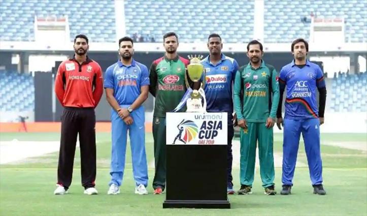 रद्द हुआ Asia Cup 2020: अगले साल के टूर्नामेंट की मेज़बानी श्रीलंका करेगा