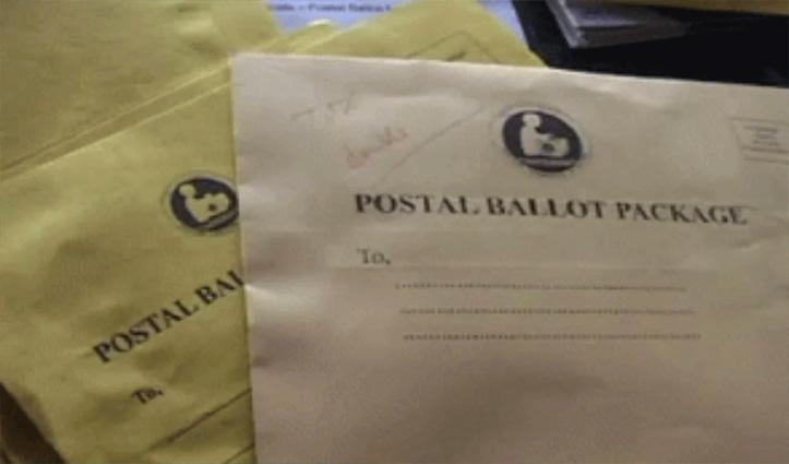 Covid-19 के चलते वोटिंग नियमों में बड़ा बदलाव: इन लोगों को मिलेगी पोस्टल बैलेट की सुविधा