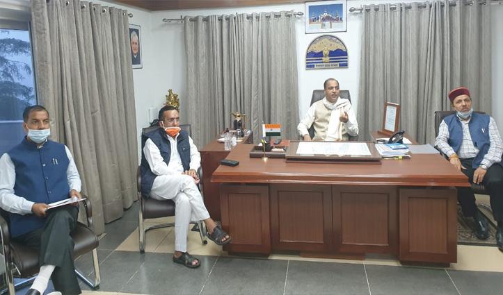 मिशन 2022: CM जयराम ने भरी हुंकार, बोले- हिमाचल में दोबारा BJP की सरकार बनाएंगे