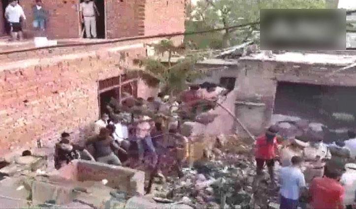 पटाखा फैक्टरी में हुआ धमाकाः 7 लोगों की Death, कई लोग Injured अस्पताल में भर्ती