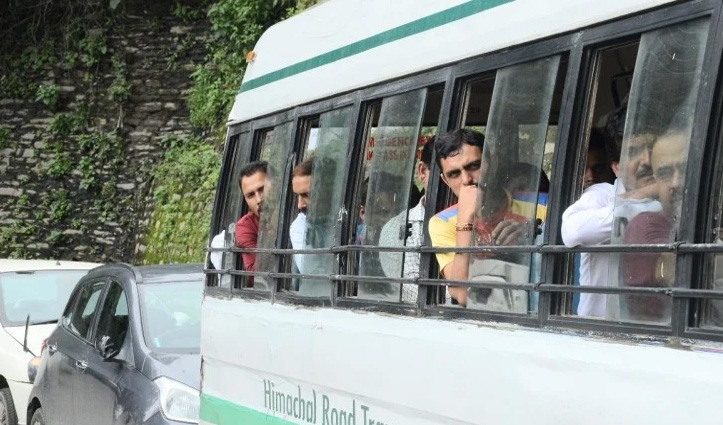 Himachal Cabinet Breaking : Increased bus fare in Himachal by 25 percent