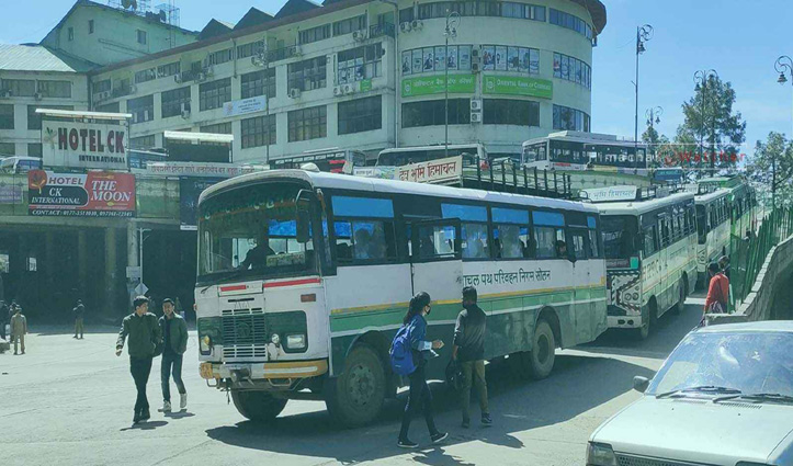 राठौर बोले, Buses में 100% सिटिंग कैपेसिटी को लेकर CM Jai Ram व गोविंद पर दर्ज हो FIR
