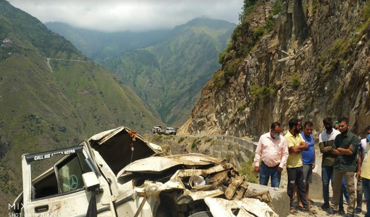 Himachal में बड़ा हादसा: पांच की गई जान, तीन घायल- पढ़ें पूरी खबर