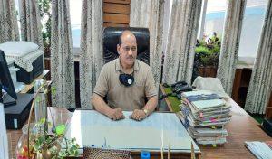 बागवानी विभाग के निदेशक बने डॉ. केसी आजाद