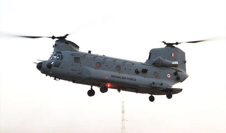 Video: लादेन को मारने वाला हेलीकॉप्टर Chinook शिमला में पहली बार उतरा; जानें क्या है खासियत