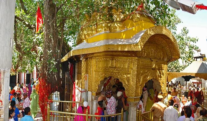 Chintpurni Navratri Mela के दौरान लागू रहेगी धारा 144, वाद्य यंत्रों लाने पर भी पाबंदी