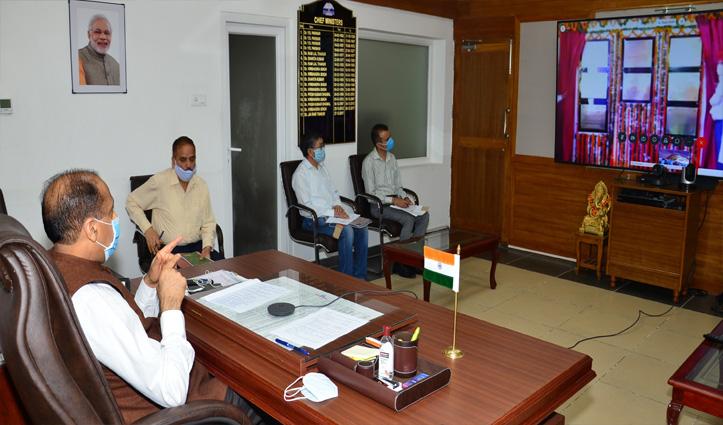 CM ने दून को दी करोड़ों की सौगात, 208 Crore की परियोजनाओं के लोकार्पण-शिलान्यास किए