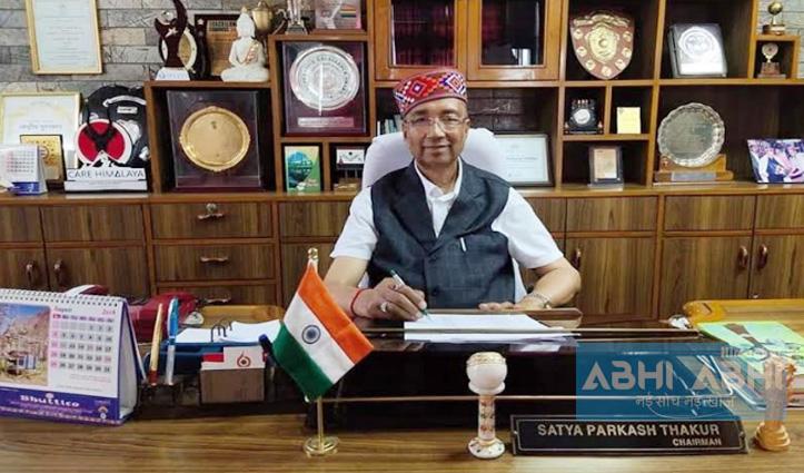 कांग्रेस सेवादल में Satya Prakash Thakur की हुई वापसी, कुछ और को भी मिली जिम्मेदारी