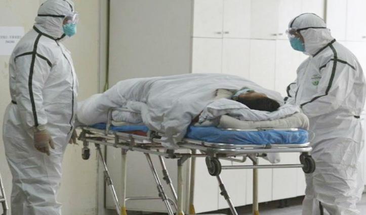 अस्पताल प्रबंधन की लापरवाही : बेड से गिरा Corona Patient, तड़प-तड़प कर गई जान