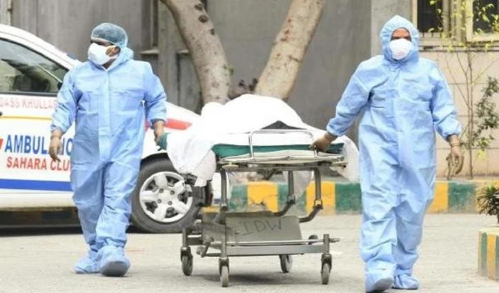 Himachal में #Corona संक्रमण से दो लोगों की गई जान, Nerchowk Medical College में थे उपचाराधीन