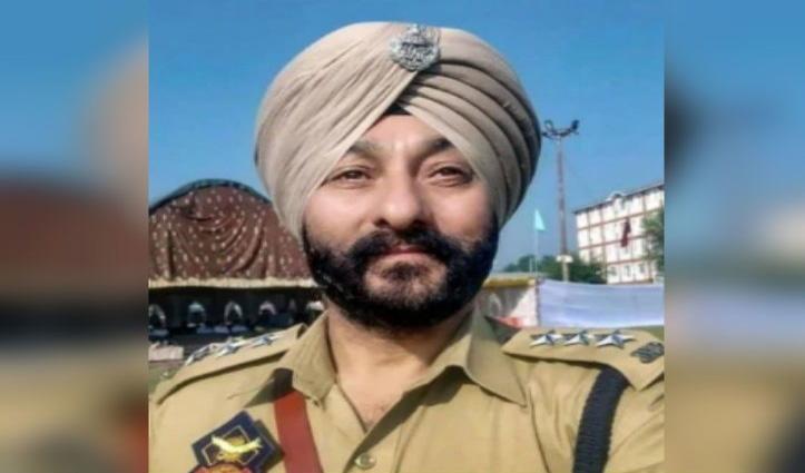 NIA ने दविंदर सिंह समेत 6 लोगों के खिलाफ आतंकवाद के मामले में दायर की Chargesheet