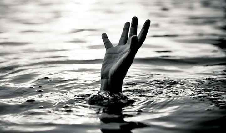 टोंस नदी में नहाने उतरा व्यक्ति, तेज बहाव में बहकर हुआ लापता