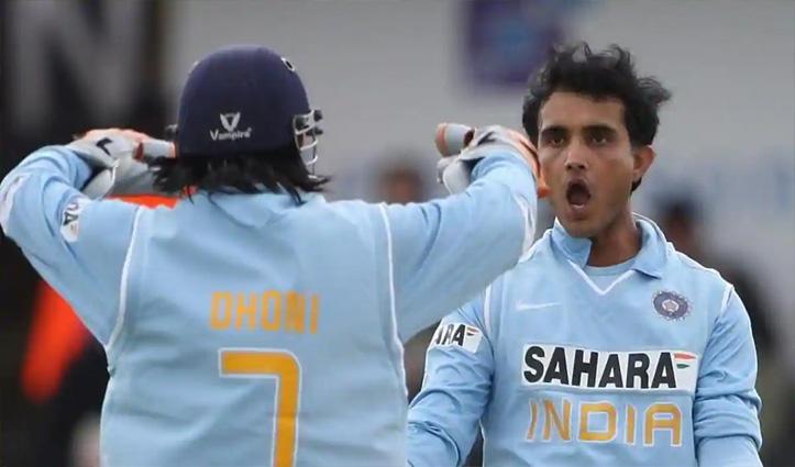 Dhoni के मुकाबले Ganguly का भारतीय क्रिकेट पर अधिक प्रभाव रहा: पार्थिव पटेल