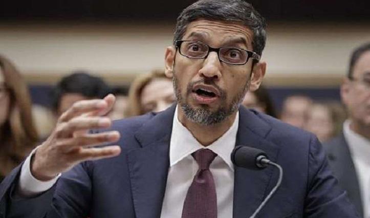 भारत में 10 अरब डॉलर का निवेश करेगी Google, सुंदर पिचाई ने की घोषणा