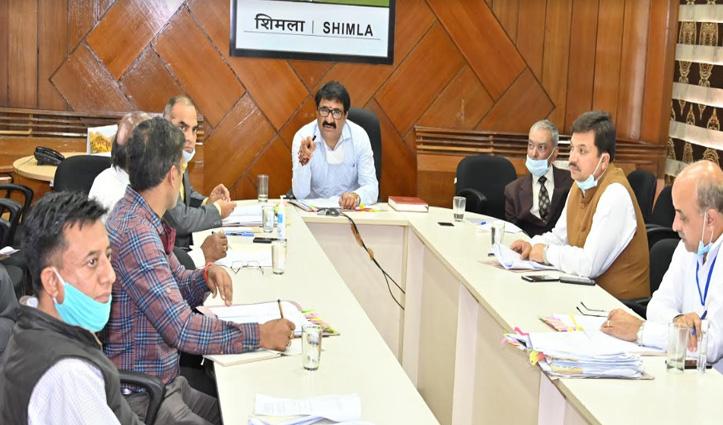गोविंद ठाकुर बोले- प्रदेश में होगा Railway Line का विस्तार, दिए ये निर्देश