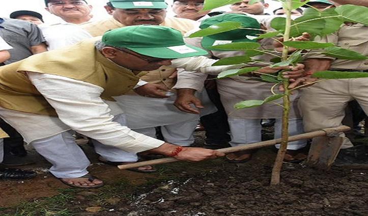 Uttarakhand: धूम-धाम से मनाया गया हरेला पर्व; आज रोपे जाएंगे 10 लाख पौधे