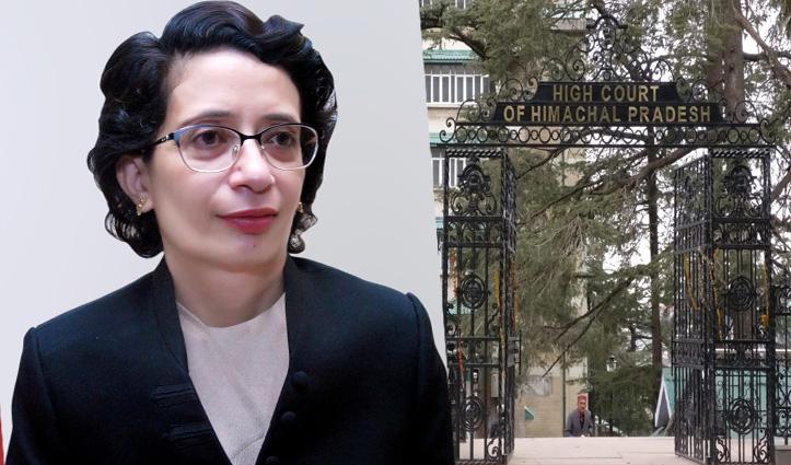 न्यायमूर्ति ज्योत्सना रिवाल दुआ ने High Court के स्थाई न्यायाधीश की शपथ ली