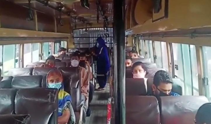 लो सुनो Private Bus Operators का दर्द! किराया तो बढ़ाया पर सवारियां नहीं बैठ रही