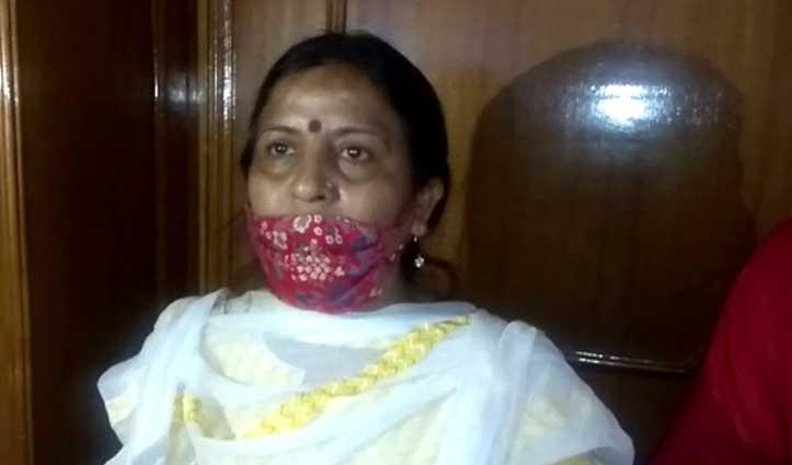 BJP प्रदेशाध्यक्ष की चर्चाओं के बीच जयराम से मिलीं इंदु गोस्वामी, क्या हुई बातचीत- जानिए