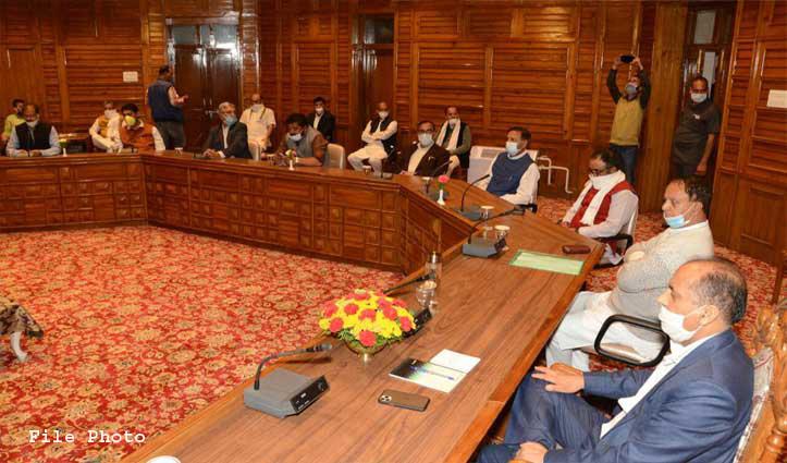 BJP विधायक दल बैठक की तिथि तय, शिमला में इस दिन होगी